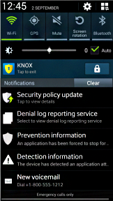 Knox tools | Samsung Knox Workspace