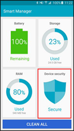 device protection manager samsung