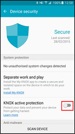 knox active protection