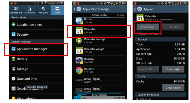 Knox Workspace troubleshooting | Samsung Knox