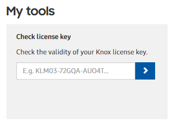How do I add more Knox seats (activations) to an existing Knox